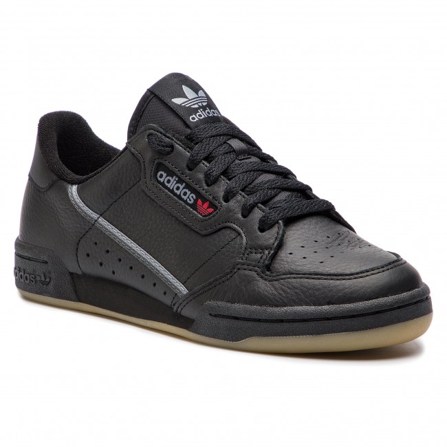 new product ea917 30569 Buty adidas - Continental 80 BD7797 CblackGrethrGum3