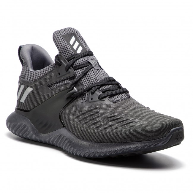 detailed look 40ee0 5e3f6 Buty adidas - Alphabounce Beyond 2 M BB7568 CblackSilvmtCarbon