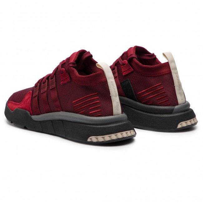 the best attitude 9d3ad be275 Buty adidas - Eqt Support Mid Adv DB3562 CburguCarbonCbrown