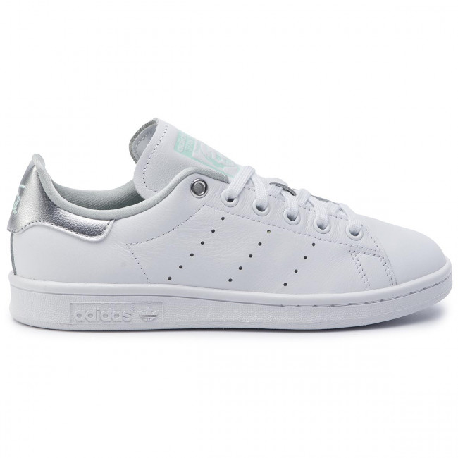 finest selection 4ef3a c984a Buty adidas - Stan Smith W G27907 Ftwwht Silvmt Clemin