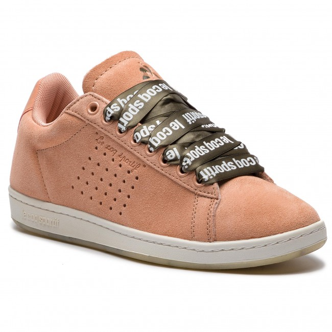 8c43c9d88d2 Sneakersy LE COQ SPORTIF - Courtset W Bold 1820289 Dusty Coral Olive Night