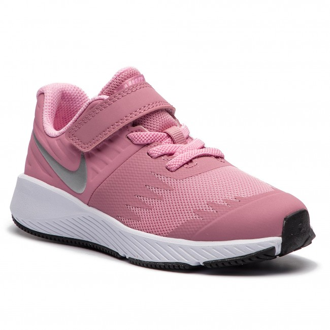 save off 8c72b 1aa9a Buty NIKE - Star Runner (PSV) 921442 601 Elemental PinkMetallic Silver