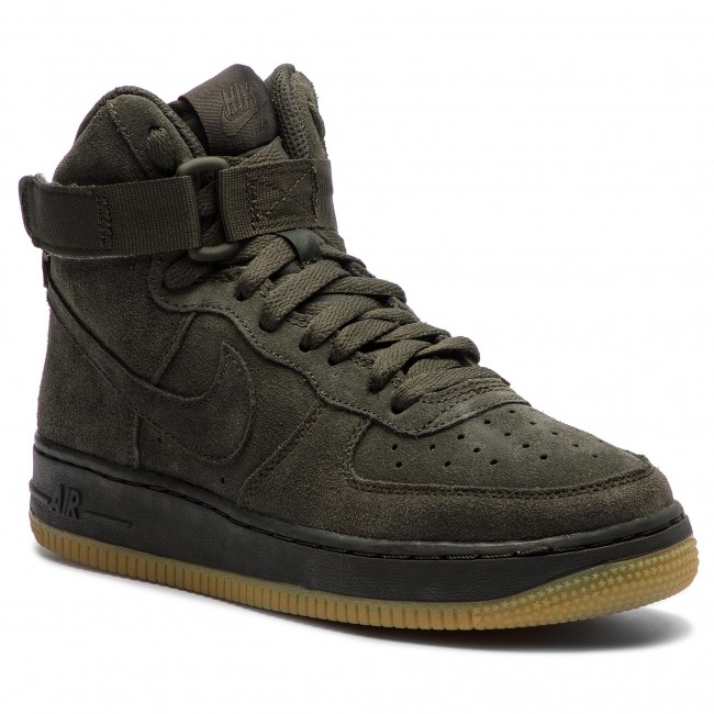 new product 927ec f06e8 Buty NIKE - Air Force 1 High Lv8 (GS) 807617 300 SequoiaSequoia
