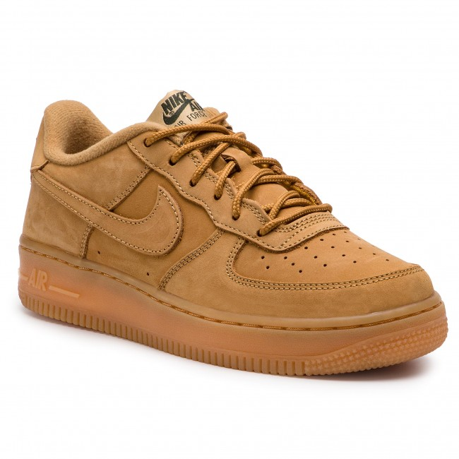 finest selection c9908 49ee4 Buty NIKE - Air Force 1 Winter Prm Gs 943312 200 FlaxFlaxOutdoor