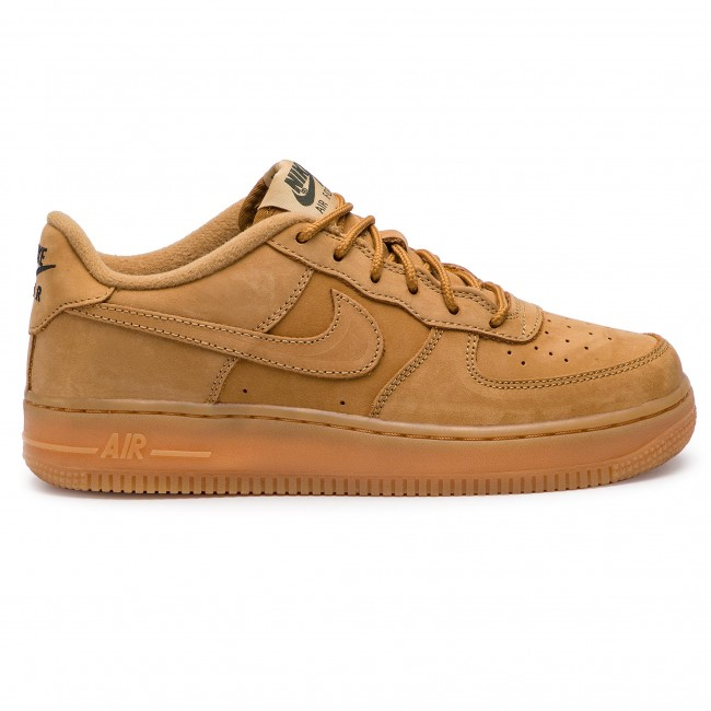 huge selection of b4cc6 e460f Buty NIKE - Air Force 1 Winter Prm Gs 943312 200 Flax Flax Outdoor