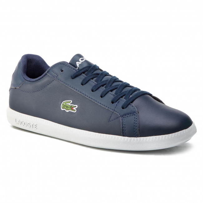 4848128aa4 Sneakersy LACOSTE - Graduate Bl 1 Sma 7-37SMA0053092 Nvy/Wht ...