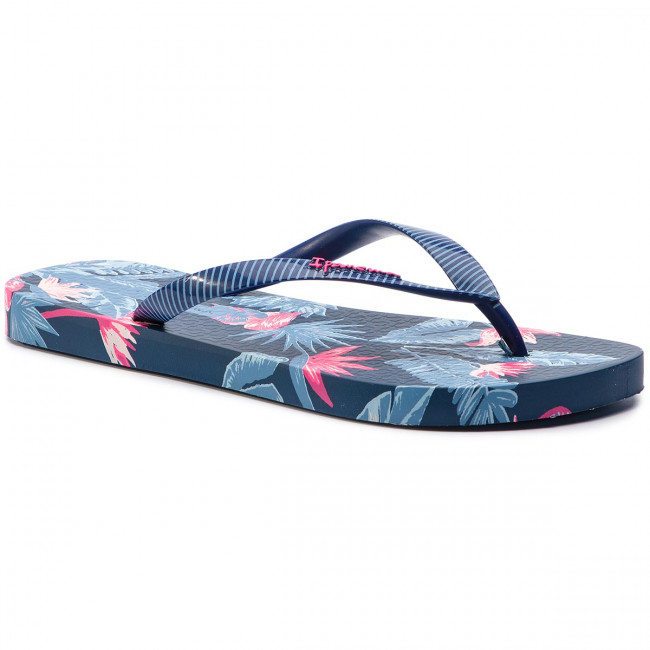 23205e373f72e Japonki IPANEMA - I Love Tropical Fem 26284 Blue/Blue 20729 ...