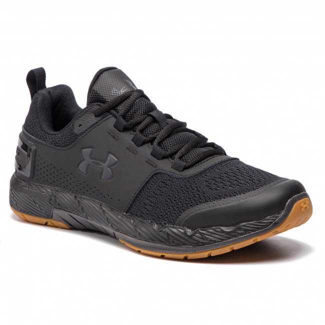 Buty UNDER ARMOUR - Ua Commit Tr Ex 3020789-007 Blk - Fitness ... 615eece23fc