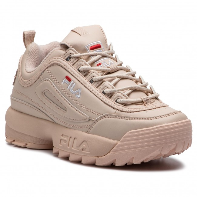 4d25547c31443 Sneakersy FILA - Disruptor Low Wmn 1010302.70P Peach Whip ...