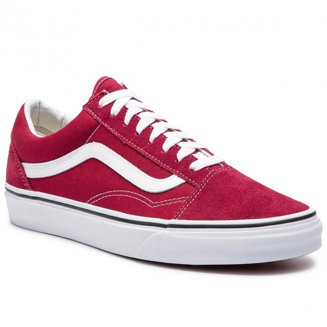 e685434869ffbf Tenisówki VANS - Old Skool VN0A38G1VG41 Rumba Red True White ...