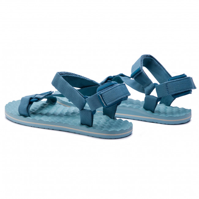 9928ae1affe04 Sandały THE NORTH FACE - Base Camp Switchback Sandal T92Y98C97 Storm  Blue/Canal Blue