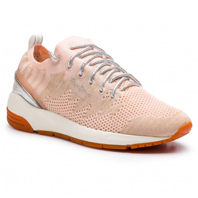 c3dc6ad69a8f3 Sneakersy PEPE JEANS - Foster Space PLS30858 Petal 312 - Sneakersy ...