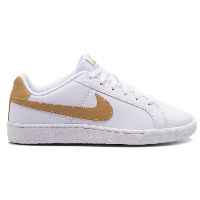 new style efd83 5dddd Buty NIKE - Court Royale 749747 106 White Club Gold