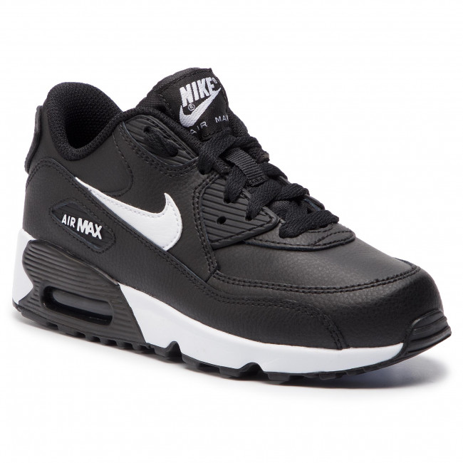 san francisco 30cff c988c Buty NIKE - Air Max 90 Ltr (PS) 833414 025 BlackWhite Anthracite