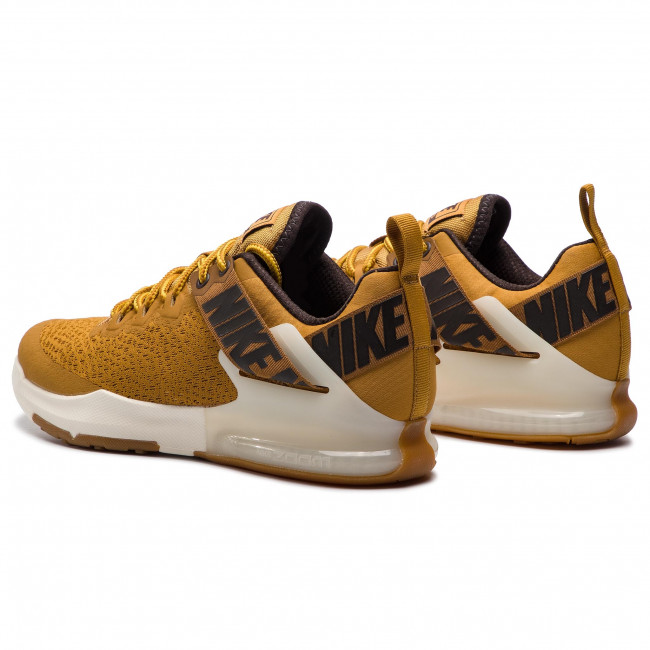 purchase cheap 8dc82 74571 Buty NIKE - Zoom Domination Tr 2 AO4403 700 Wheat/Ale Brown/Velvet Brown