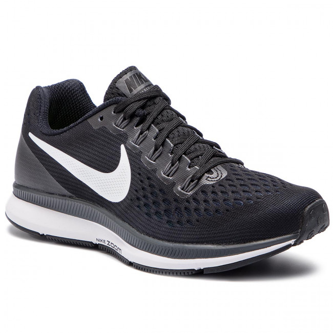 250ec272f15a Buty NIKE - Air Zoom Pegasus 34 880560 001 Black White Dark Grey ...