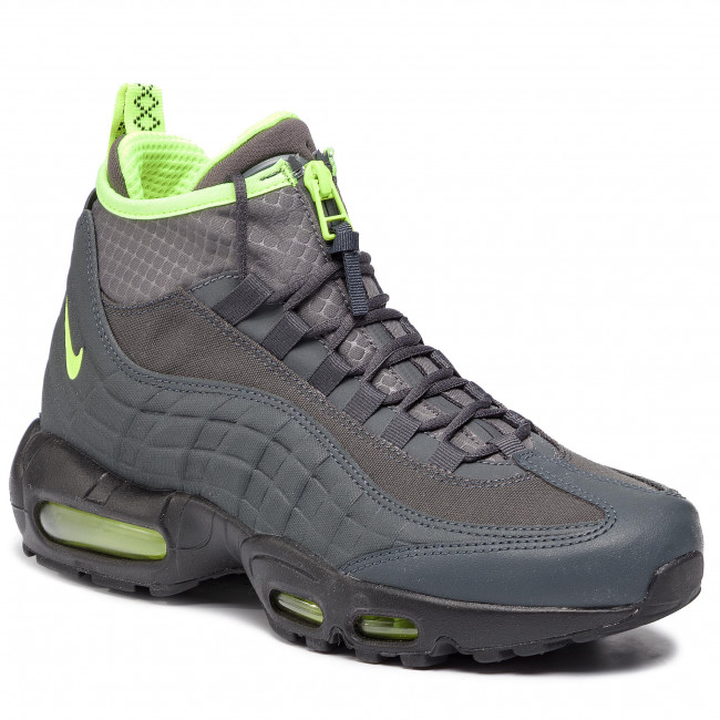 competitive price 0f7e1 2ab4e Buty NIKE - Air Max 95 Sneakerboot 806809 003 Anthracite/Volt/Dark Grey
