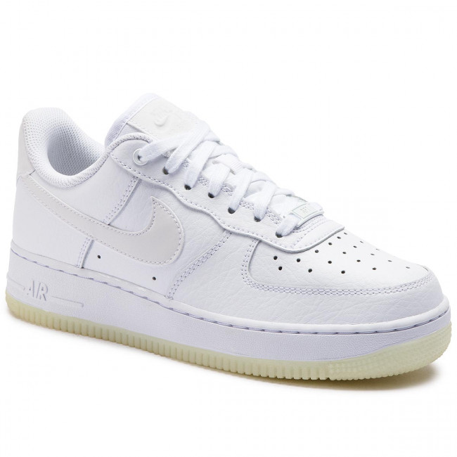 brand new 7cea6 2d3b6 Buty NIKE - Air Force 1 '07 Ess AO2132 101 White/White/White