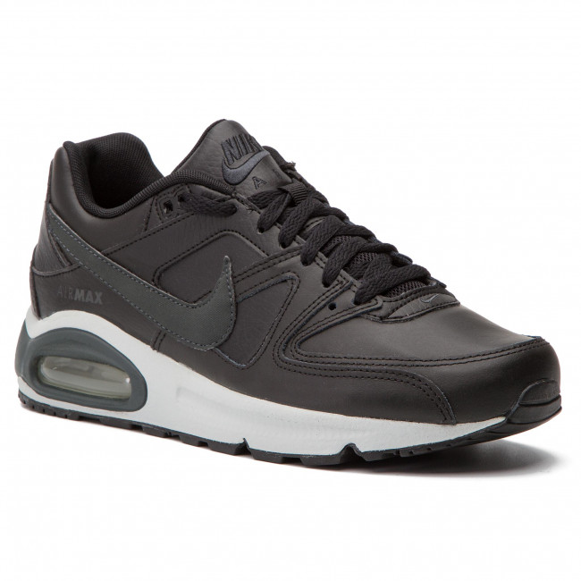 online store d4f3a d16d2 Buty NIKE - Air Max Command Leather 749760 001 Black Anthracite Neutral Grey