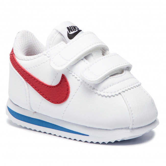 the best attitude 8d141 ad551 Buty NIKE - Cortez Basic Sl (TDV) 904769 103 White Varsity Red