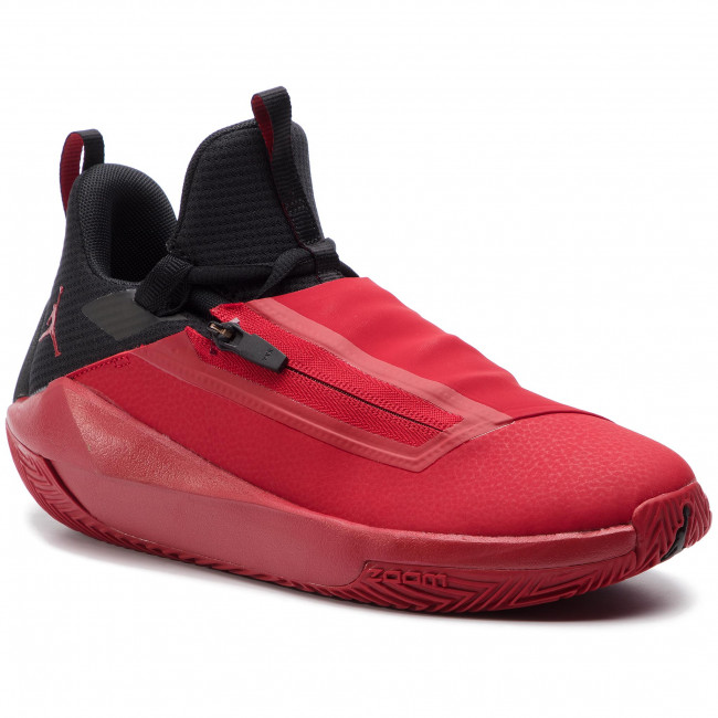 buy popular 31e10 1591c Buty NIKE - Jordan Jumpman Hustle AQ0397 601 Gym Red Gym Red Black