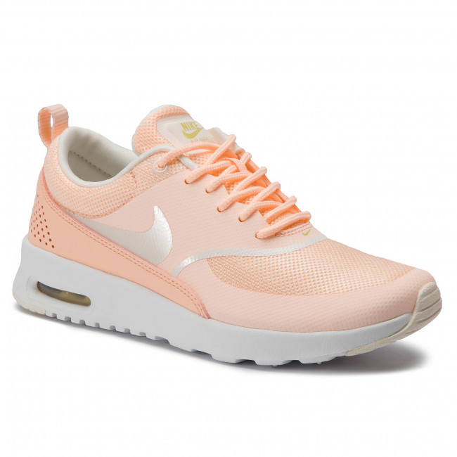 newest 98ef9 ea86d Buty NIKE - Air Max Thea 599409 805 Crimson Tint Pale Ivory Celery
