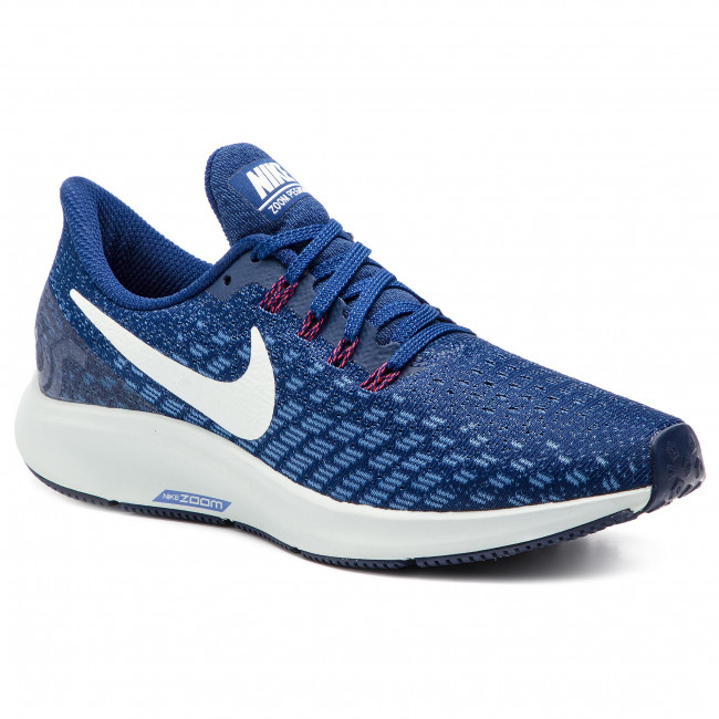94ed2525e Buty NIKE - Air Zoom Pegasus 35 942855 404 Blue Void/Ghost Aqua ...