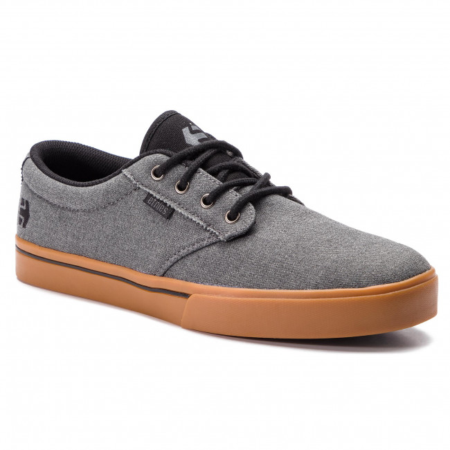 ffb83b3e0d7335 Tenisówki ETNIES - Jameson 2 Eco 4101000323 Grey Black Orange 036 ...