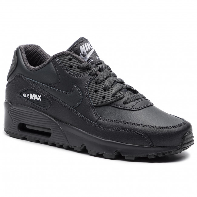 finest selection 6f146 1e768 Buty NIKE - Air Max 90 Ltr (GS) 833412 027 Anthracite White