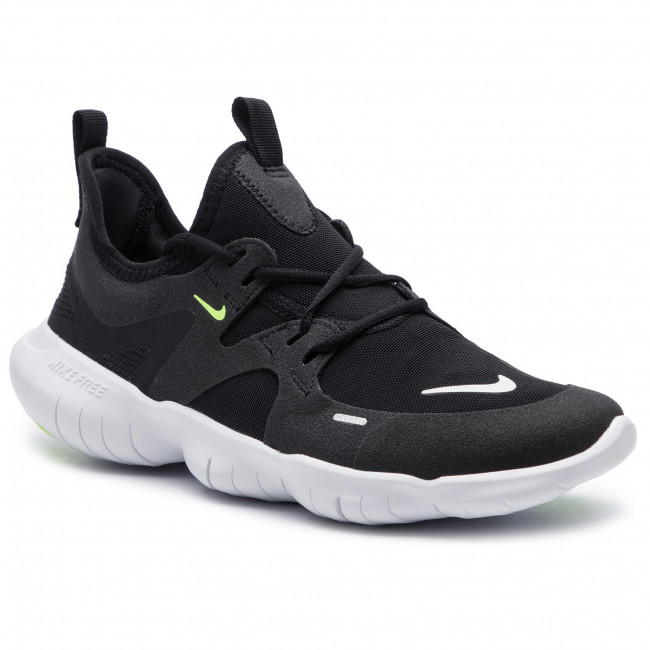 super popular 3a8e2 aa38a Buty NIKE - Free Rn 5.0 (GS) AR4143 001 Black White Anthracite