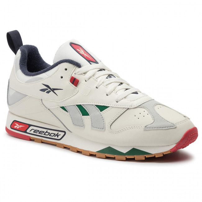 5139ac60 Buty Reebok - Cl Leather Rc 1.0 DV8298 Chalk/Skugry/Hernvy ...
