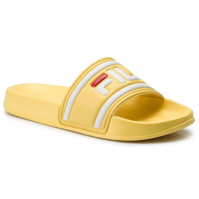 c14523ff3a425 Klapki FILA - Morro Bay Slipper Wmn 1010340.60K Empire Yellow ...