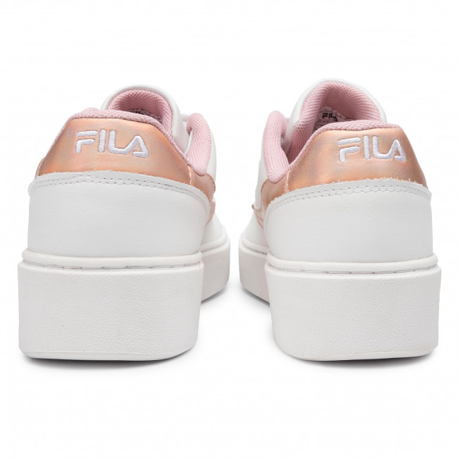 Sneakersy FILA Overstate F Low Wmn 1010627.91M WhiteLotus