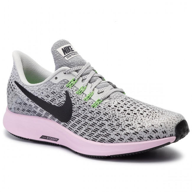 3fa7259e6 Buty NIKE - Air Zoom Pegasus 35 942855 011 Vast Grey/Black/Pink Foam ...