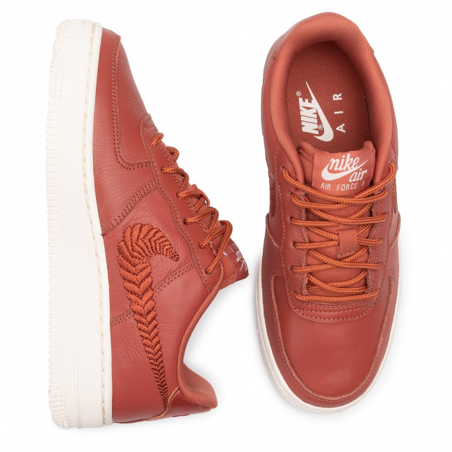 Buty NIKE Air Force 1 Prm Emb (Gs) AV0750 200 Dusty Peach