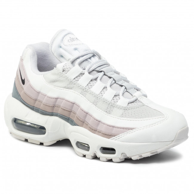 Buty NIKE - Air Max 95 307960 022 Vast Grey/Oil Grey - Sneakersy - Półbuty - Damskie