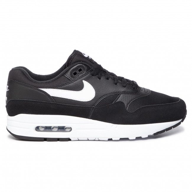 Buty NIKE Air Max 1 AH8145 014 BlackWhite Sneakersy