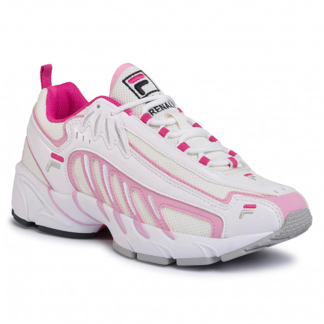 Sneakersy FILA ADL99 Low Wmn 1010828.92W WhiteRosebloom