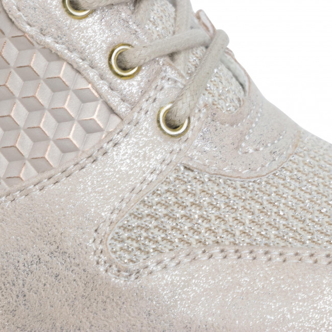Sneakersy 1303 302 480 Champagner