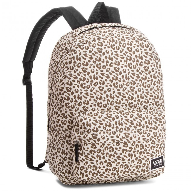 4fab0fcb0170f Plecak VANS - Realm Classic Backpack VN0A34G7O1V Birch Leo - Torby i ...