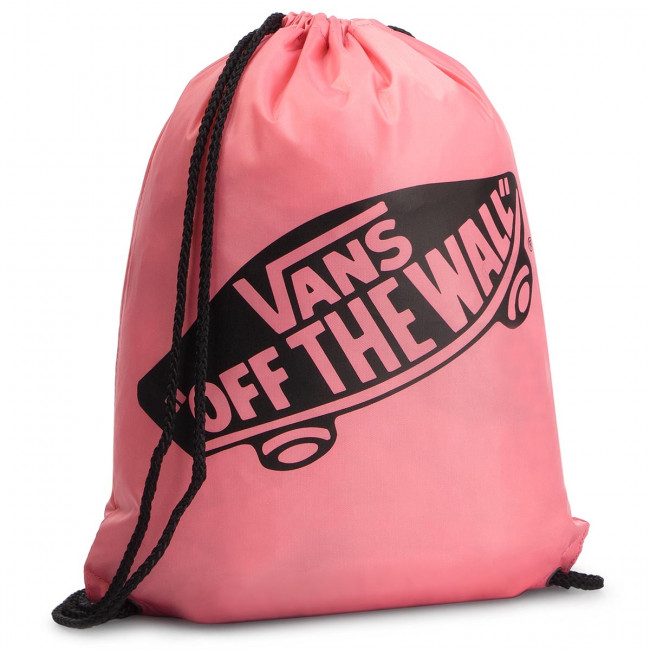 d5a1bfee8174e Plecak VANS - Benched Bag VN000SUFUV61 Strawberry Pink - Torby i ...