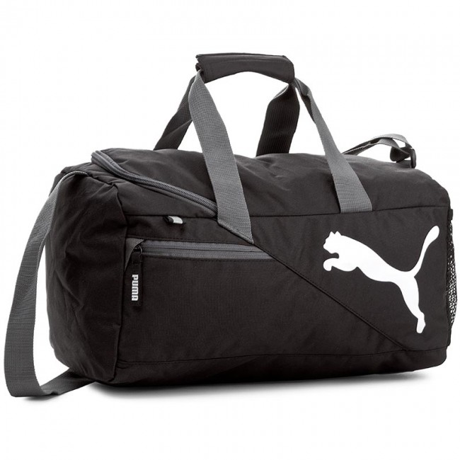 264bbb2ef8dc2 Torba PUMA - Fundamentals Sports Bag Xs 073501 01 Black - Męskie ...