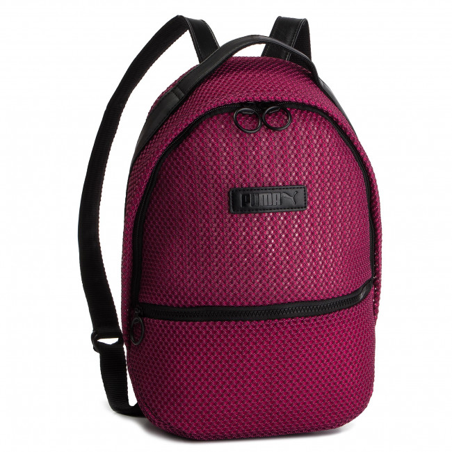 301bba3fe3fa3 Plecak PUMA - Prime Time Archive Backpack 075792 1 Fushia Purple Puma Black