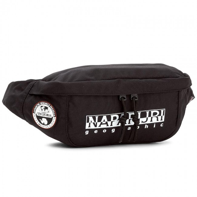3787b06a43015 Saszetka nerka NAPAPIJRI - Happy Bum Bag N0YGXG041 Black 041 ...