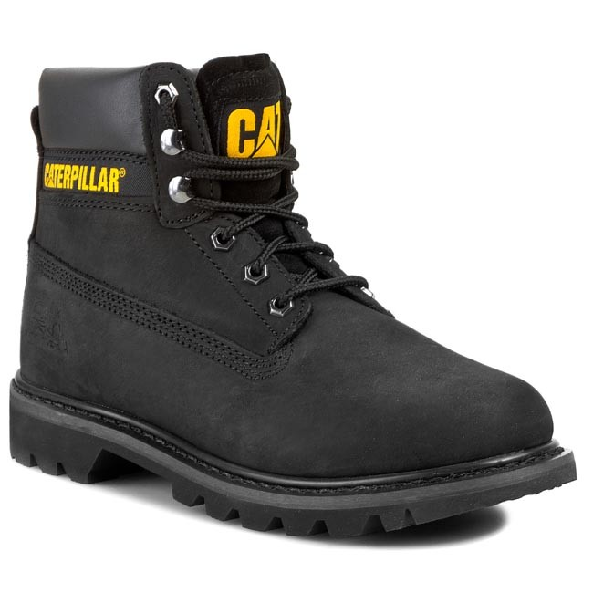 bc4ee392685 Trapery CATERPILLAR - Colorado WC44100909 Black - Trekkingi i ...