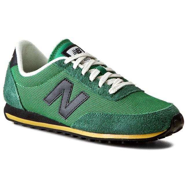 d8a7a80d00 Sneakersy NEW BALANCE - Classics U410HGKY Zielony - Sneakersy ...