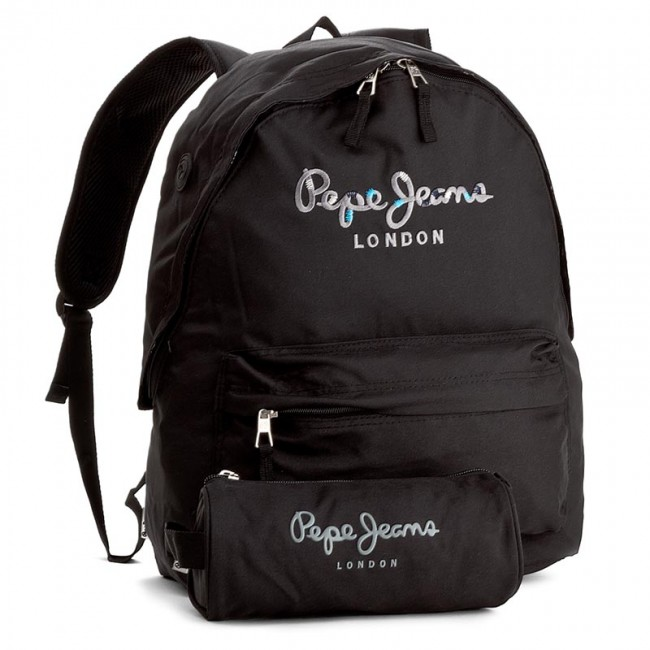 3a309775f29de Plecak PEPE JEANS - Harlow Backpack & Carry All PB120013 999 - Torby ...