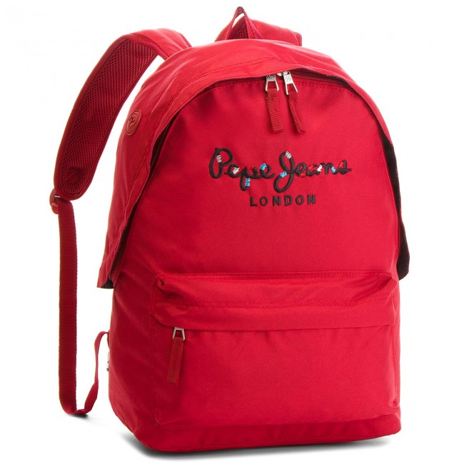 b175aad97fb3f Plecak PEPE JEANS - Harlow Backpack & Carry All PB120013 Red 255 ...