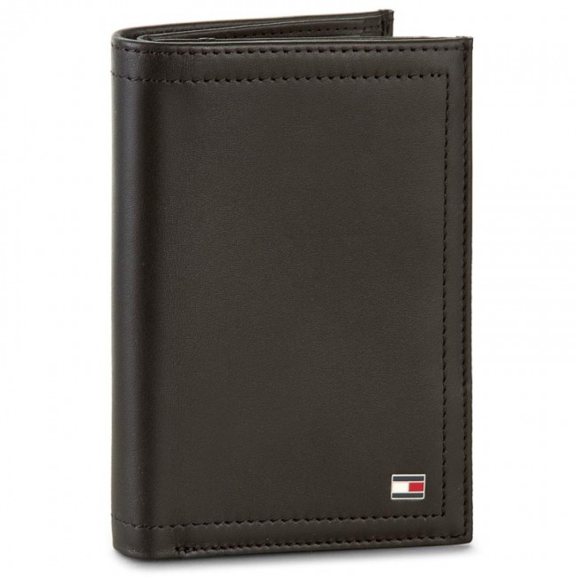 fbcb7e4e76768 Duży Portfel Męski TOMMY HILFIGER - Harry N S Wallet W  Coin Pocket  AM0AM01260