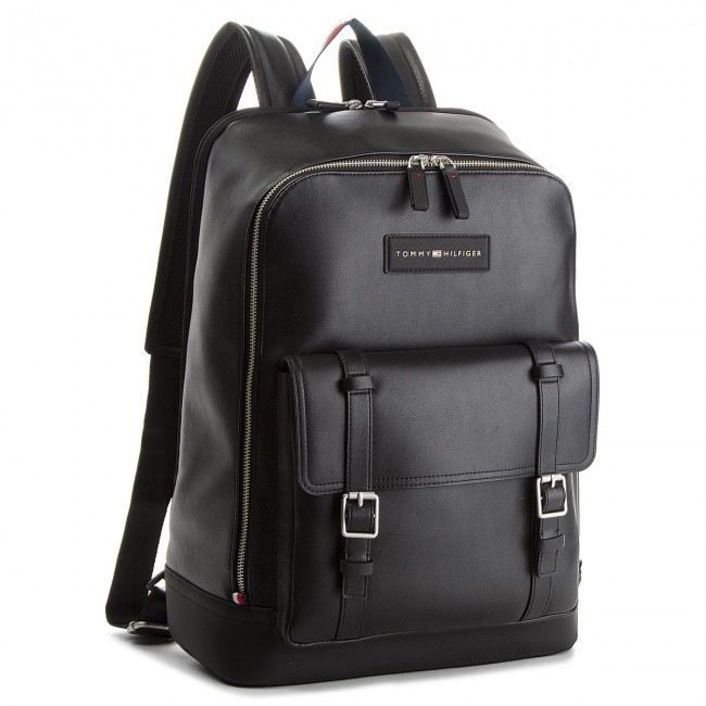 44b9272f3d22d Plecak TOMMY HILFIGER - Th City Backpack AM0AM02948 002 - Torby i ...